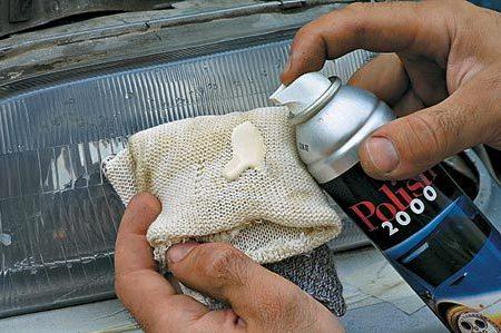 Полировка машины своими руками после покраски