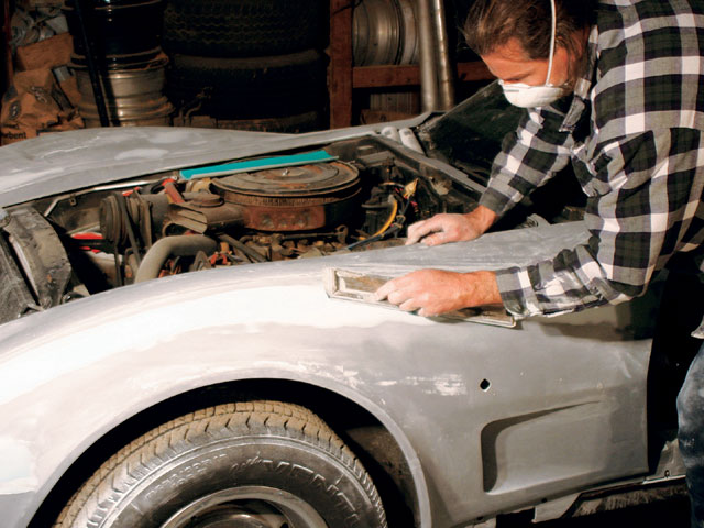 Подготовка автомобиля своими руками фото