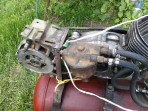 двигатель компрессионный