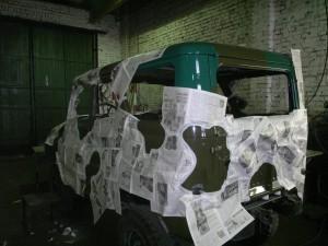 газеты под камуфляж