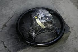 pokraska kozhanogo rulja 1