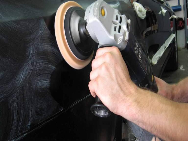 Как сделать полироль для автомобиля 166