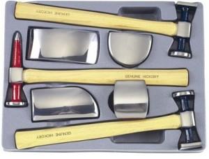 Набор автомобильных ударных инструментов (молотков)