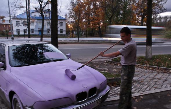 Фото кузовной ремонт автомобиля своими руками